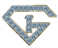 gold and ice logo